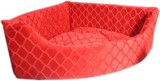 Poofy's Pet Island TRR3 L Pet Bed (Red)