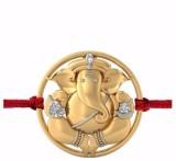 keoti Ganesh Ji Design Religious Rakhi (...
