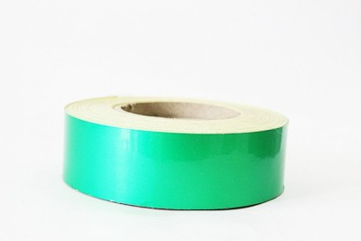 laps of luxury Radium Tape GD396 50.8 mm x 7.31 m Green Reflective Tape(Pack of 1)