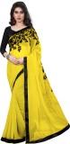 Treadindia Embroidered Bollywood Chiffon...