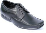 Footoes Derby Lace Up (Black)