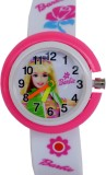 Vitrend Barbie White Designer Round Dial...