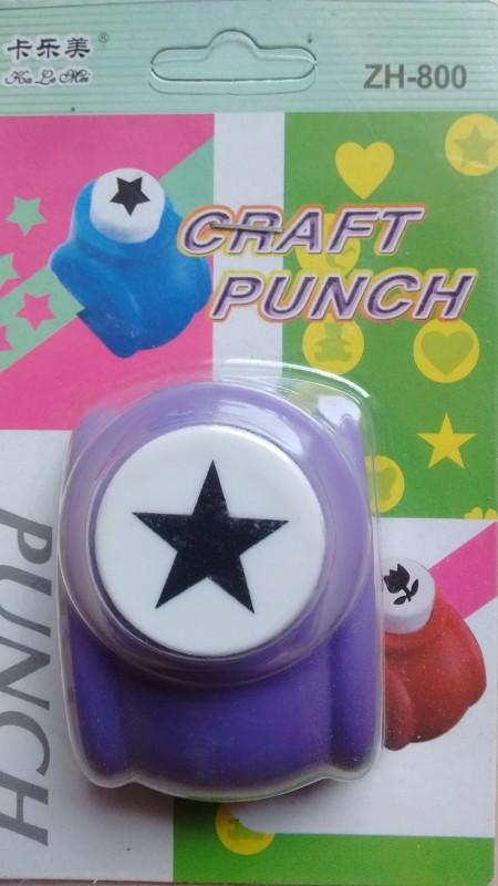 BestUBuy Star Craft Punch 2.5CM