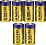 Varta  Battery - Stealodeal 2PL C Type |...