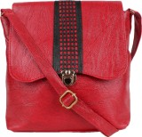 Yours Luggage Sling Bag (Red)