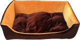 Poofy's Pet Island SCB2 M Pet Bed (Multi...