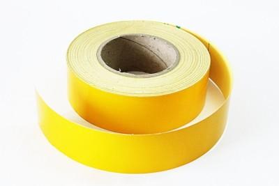 laps of luxury Radium Tape GD388 50.8 mm x 7.31 m Yellow Reflective Tape(Pack of 1)