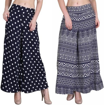 16 Always Regular Fit Womens Multicolor Trousers