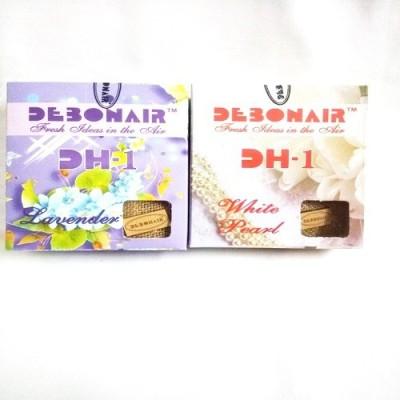 Debonair Lavender, White Pearl Car Perfume Bar(40 g)