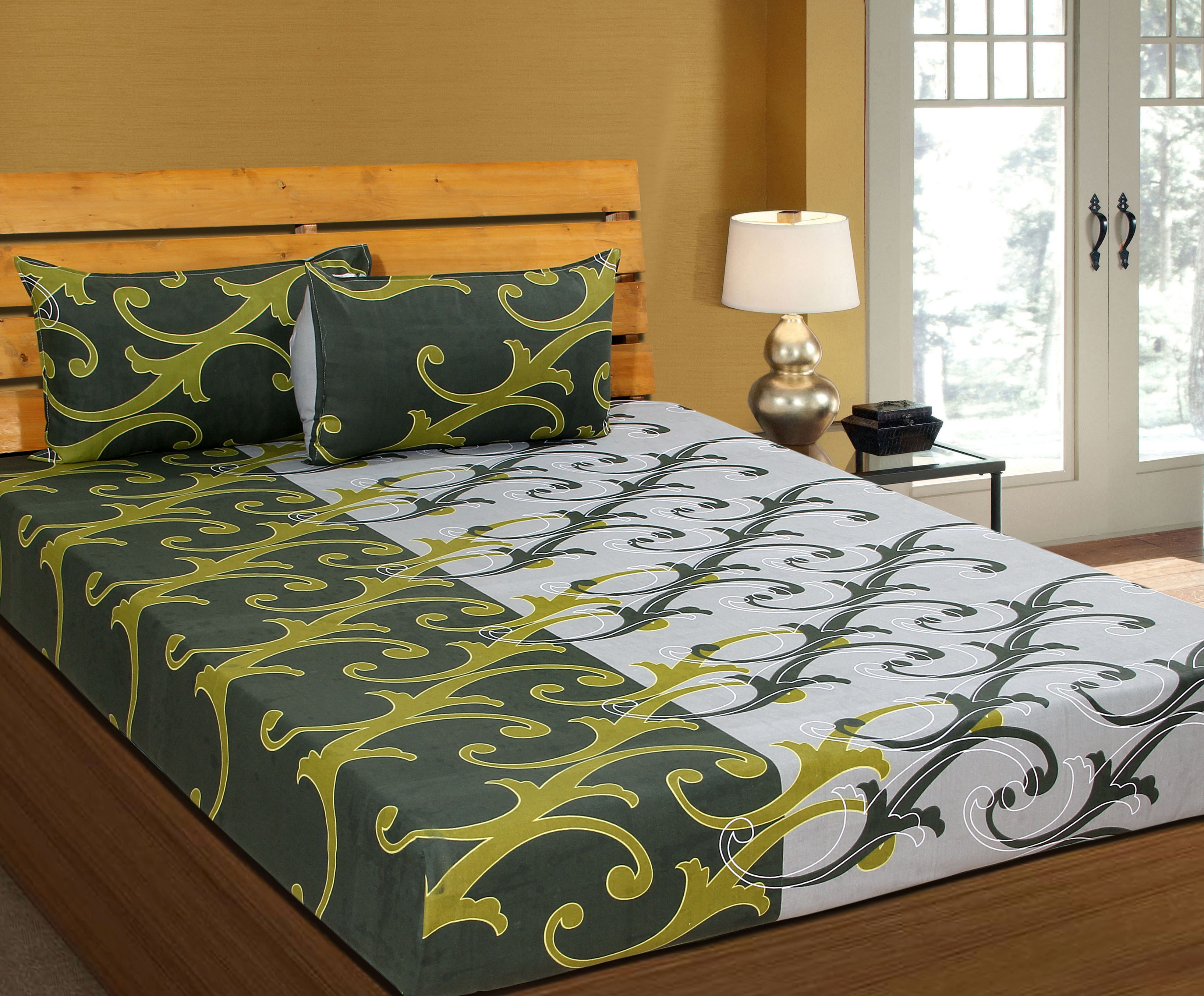 Flipkart - Bedsheets,Curtains & More Under ₹799