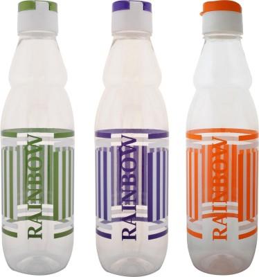 Aarushi Flip Top 1500 ml Bottle(Pack of 3, Multicolor)
