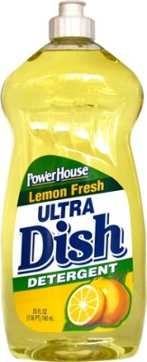 PowerHouse PHUD01 Dish Cleaning Gel(Lemon)