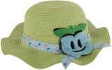 Portia Hat (Green, Pack of 1)