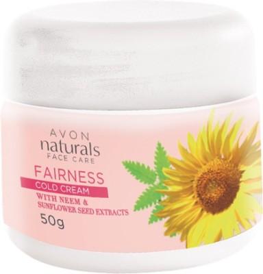 Avon NATURALS COLD CREAM WHITENING(50 g)