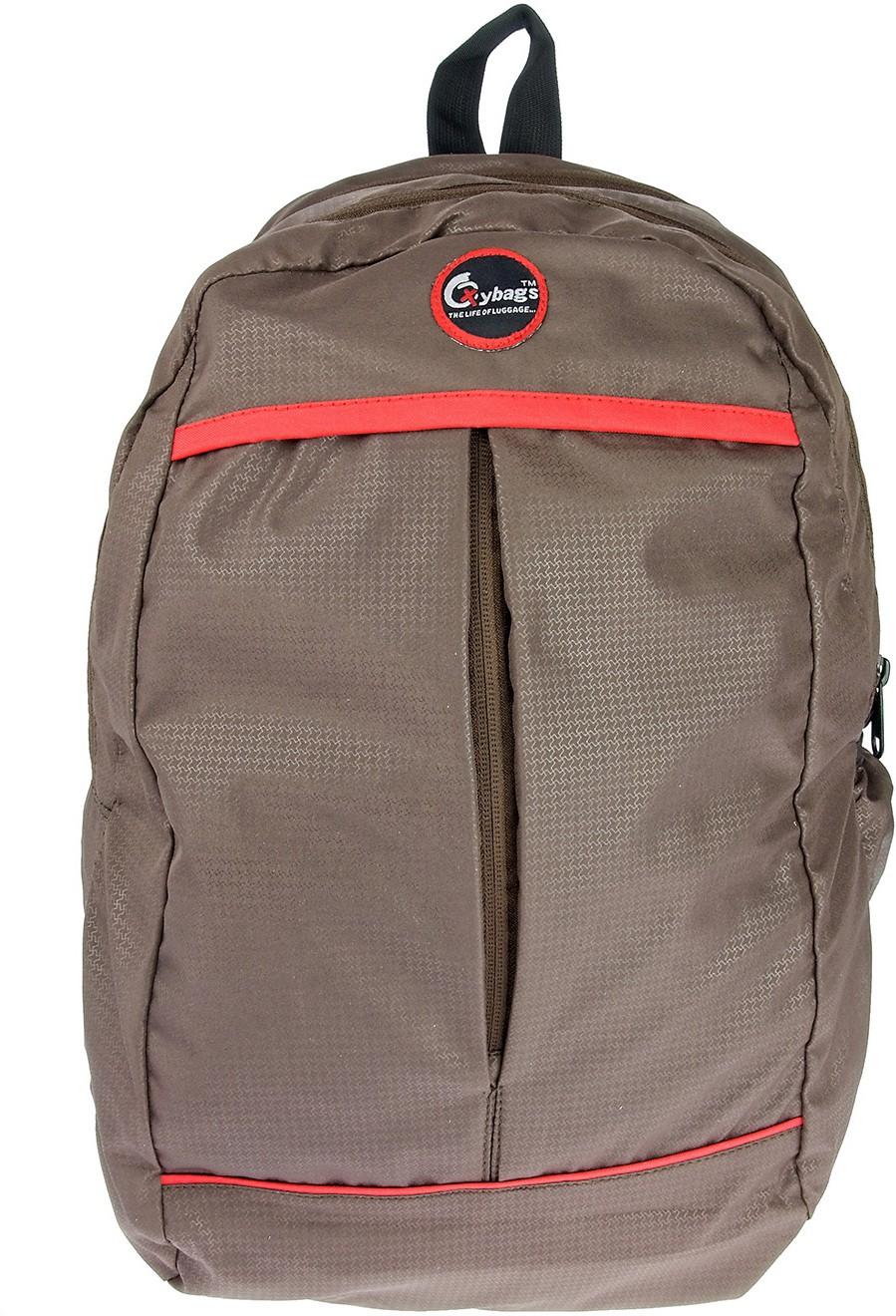 JG Shoppe Model2915 12 L Backpack(Brown)