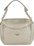 Da Milano Shoulder Bag (Beige, 5 inch)