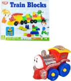 RMA Train Block set with Battery Operate...