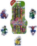 RMA ART ROUND Shaped Color Pencils (Set ...
