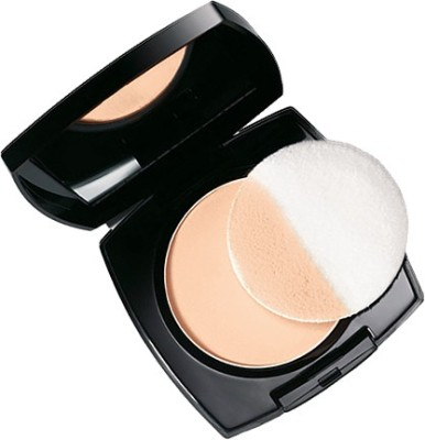 Avon True Color Ideal LumiNus Pressed Powder Compact - 11 g(Fair)
