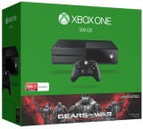 Microsoft Xbox One 500 GB with Gears of ...