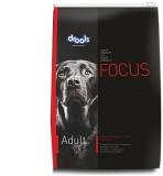 Drools Focus Adult Chicken Dog Food (15 ...