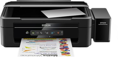 Epson L385 Multi-function Printer(Black)