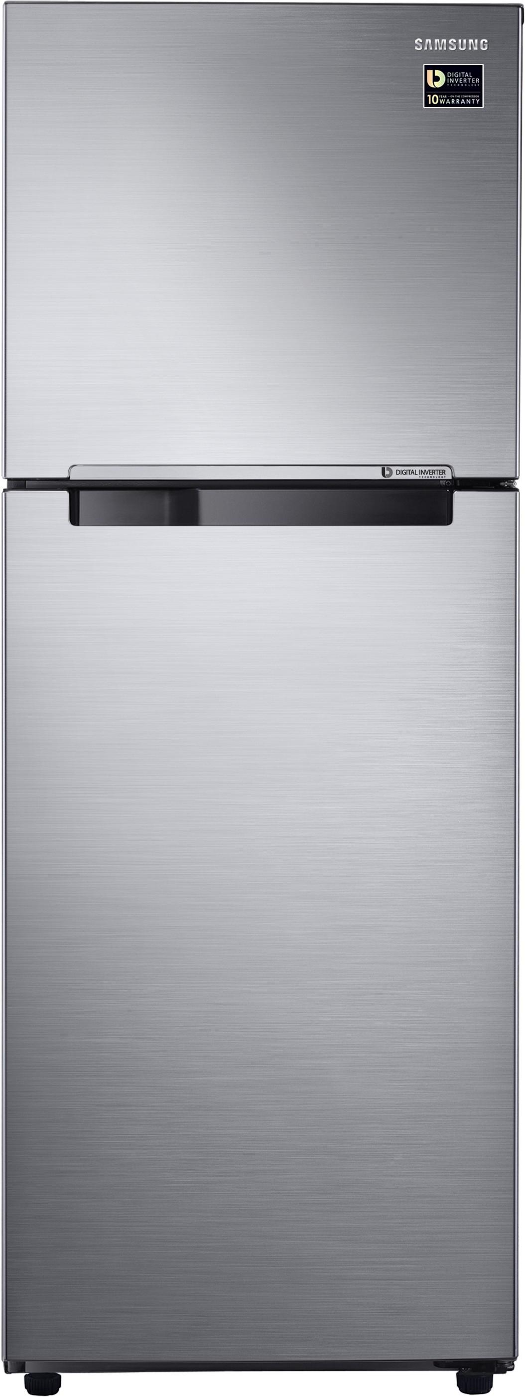 SAMSUNG 321 L Frost Free Double Door Refrigerator(RT34M3023S8-HL/ RT34M3023S8-NL, Elegant Inox, 2017) (Samsung) Tamil Nadu Buy Online
