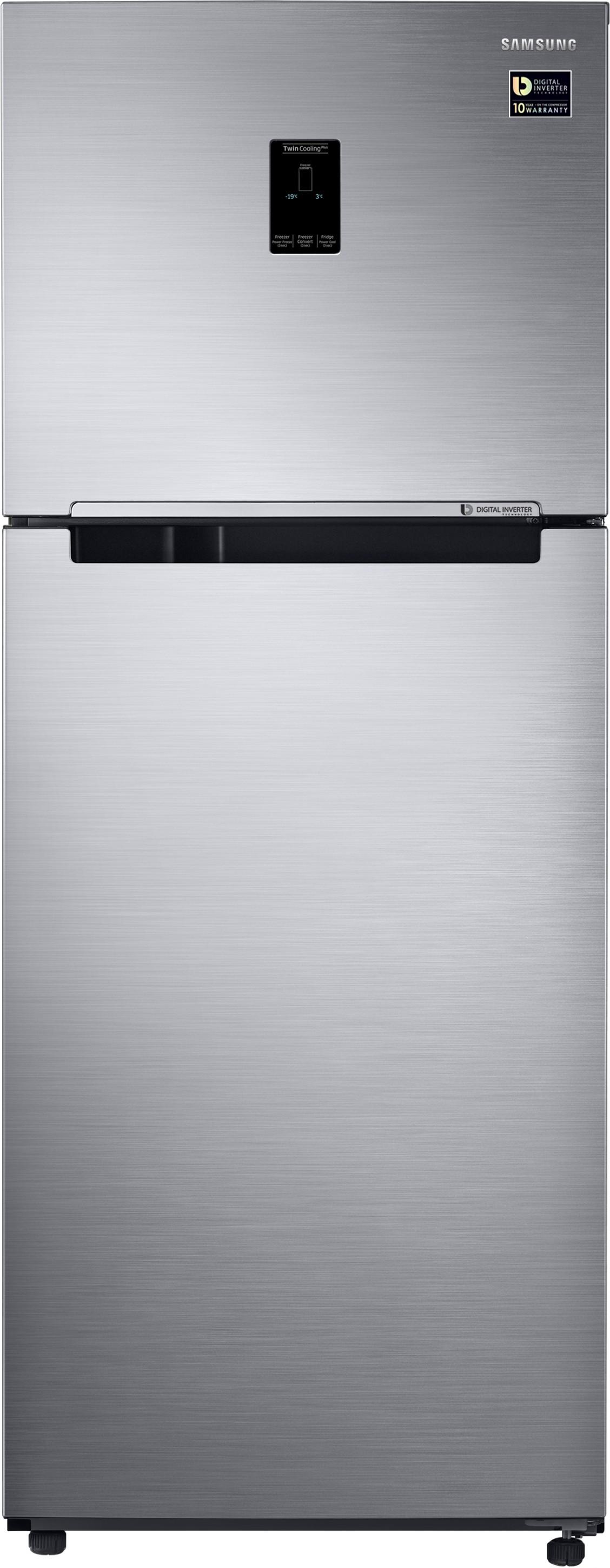 SAMSUNG 394 L Frost Free Double Door Refrigerator(RT39M5538S9/TL, Refined Inox, 2017) (Samsung) Tamil Nadu Buy Online