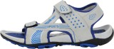 Exotic Men Gray Sports Sandals