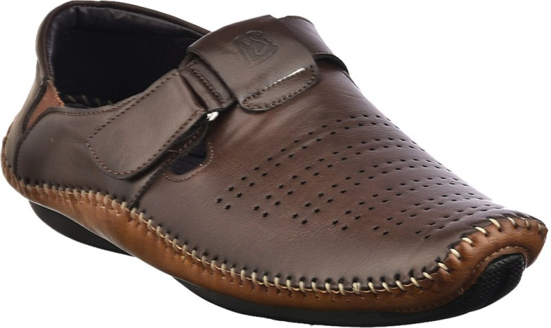 Brandvilla Loafers(Brown)