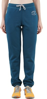 Wake Up Competition Solid Women's Green Track Pants at flipkart