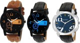 Matrix TRP-6 TRIPLET Analog Watch  - For...