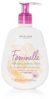 Oriflame Sweden Feminelle Refreshing Intimate Wash(300 ml, Pack of 1) at flipkart