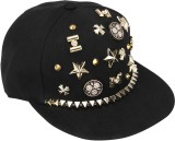 Vaishnavi Self Design Cross Cap