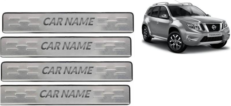 Kingsway Stainless Steel Car Door Guard(Silver, Pack of 4, Nissan,...