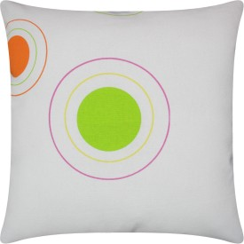 Airwill Geometric Cushions & Pillows Cover(40 cm*40 cm, Multicolor)