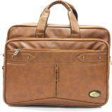 Good Win Messenger Bag (Tan)