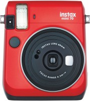Fujifilm Instax Mini 70 Instant Camera(Red)