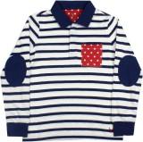 Allen Solly Junior Boys Striped Cotton