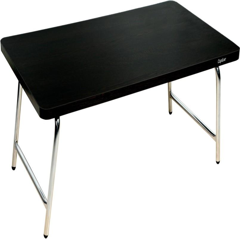 View Captiver Captiver Mars Laptop Studt Table Wenge Engineered Wood Portable Laptop Table(Finish Color - Wenge) Furniture (Captiver)