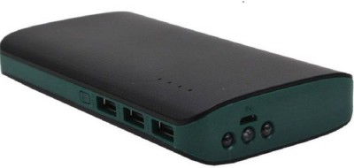 FEDITO PPB079 USB PORTABLE TRANSMISSION 19000 mAh Power Bank(Green, Lithium-ion)