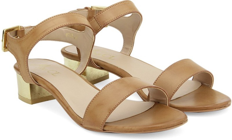Carlton London Women TAN Heels