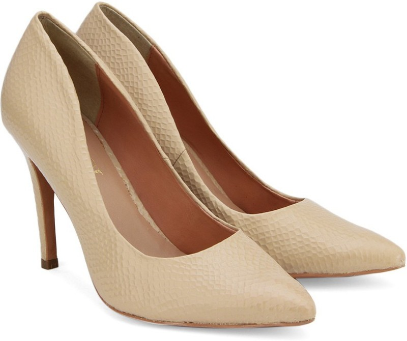 Carlton London Women NUDE Heels