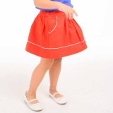 Cherry Crumble California Solid Girls Pl...