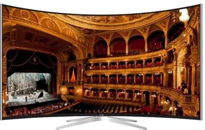 Vu 163cm (65) Ultra HD (4K) Smart, Curved LED TV(TL65C1CUS, 3 x HDMI, 2 x USB) at flipkart