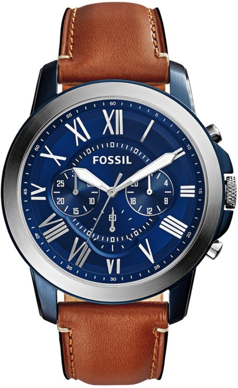 Fossil FS5151 GRANT Analog Watch For Men