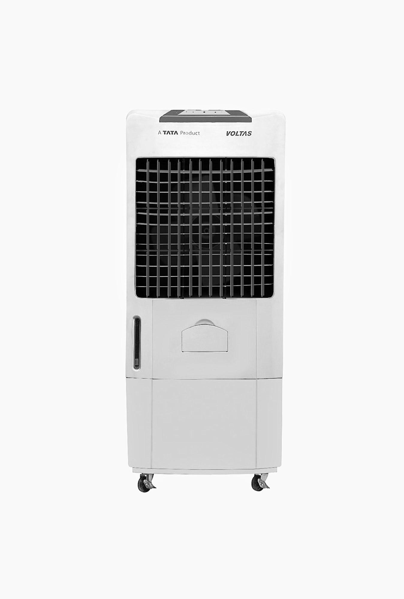 Voltas ELECTRONIC COOLER(VE-D60EH) Desert Air Cooler(White, 60 Litres)   Air Cooler  (Voltas)