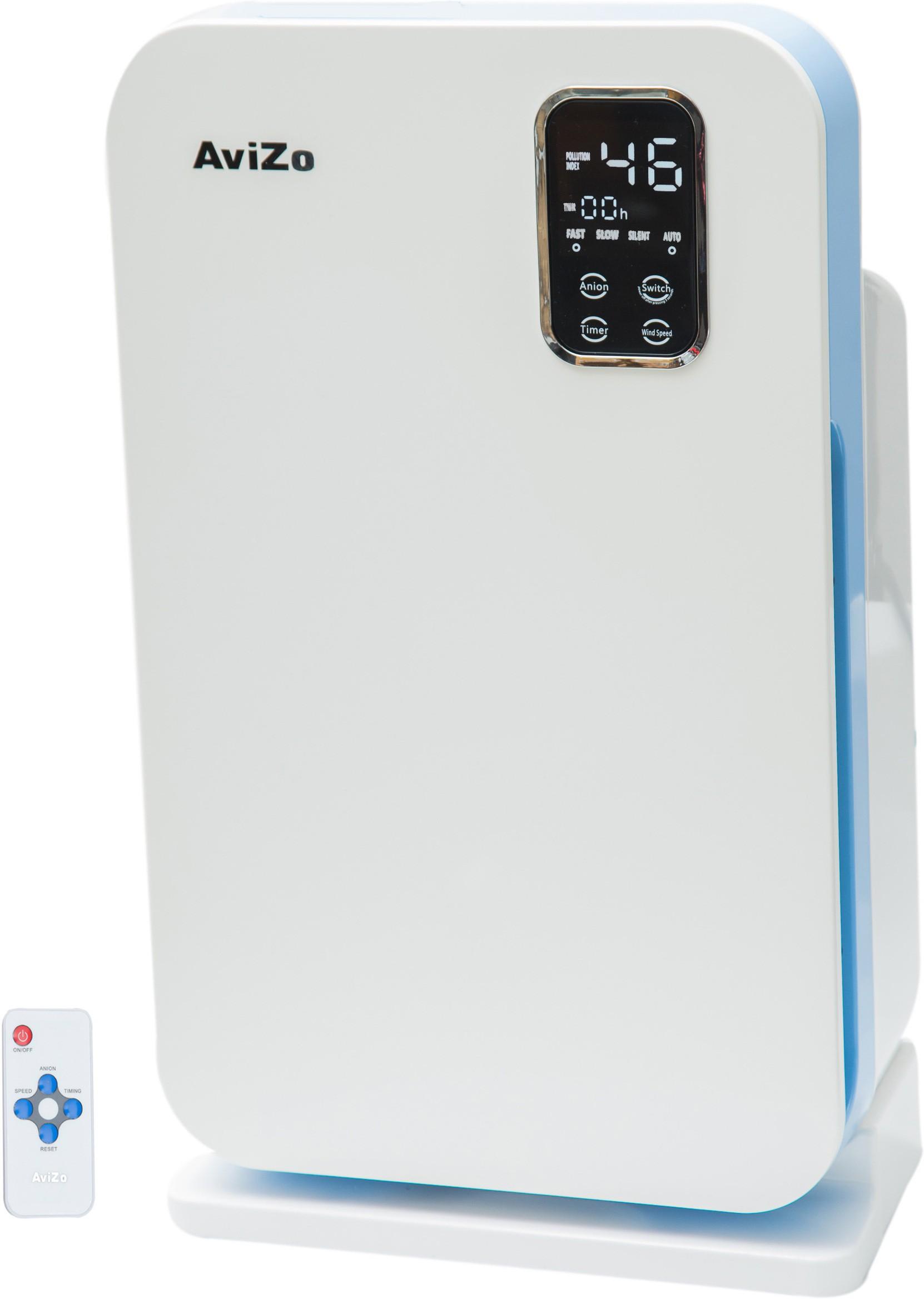 View Avizo A1602 Portable Room Air Purifier(White) Home Appliances Price Online(Avizo)