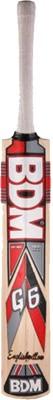 BDM G-6 English Willow Cricket Bat(Short Handle, Above 1000 g)