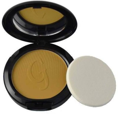 GlamGals Face Stylist Compact - 12 g(Ginger)